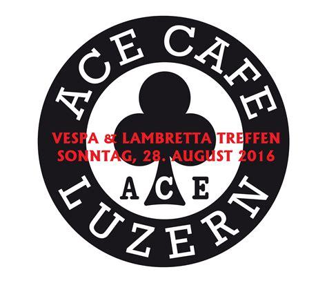 Ace Cafe hans leupi vespa meet im ace cafe luzern