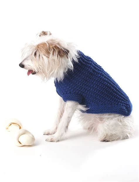 Wool Pattern For Dog Coat | knit dog coat yarn free knitting patterns crochet