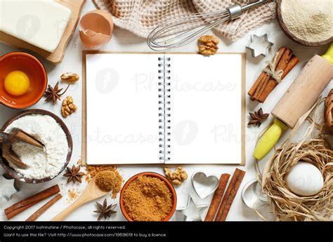 cookery food related books bygones wei 223 holz braun frisch ein lizenzfreies stock foto von