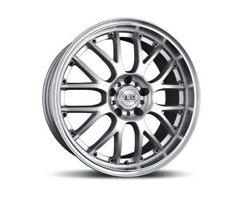 Silber Blank Polieren by Tec Speedwheels Gt Ar1 Silber Lippe Poliert In 8 X 17 Zoll