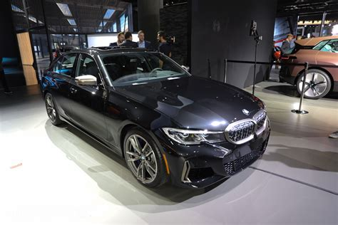 bmw mi  world debut  la auto show