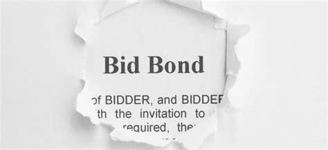 bid bond insurance company insurance company qualifying bonds