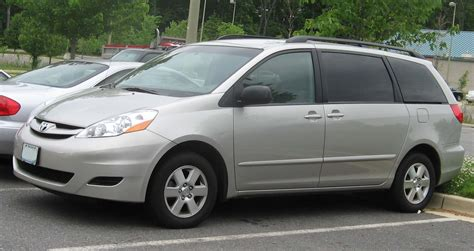 books about how cars work 2008 toyota sienna electronic toll collection file 2007 toyota sienna le jpg wikimedia commons