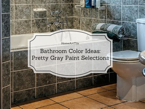 Pretty Bathroom Colors by Bathroom Color Ideas Pretty Gray Paint Selections