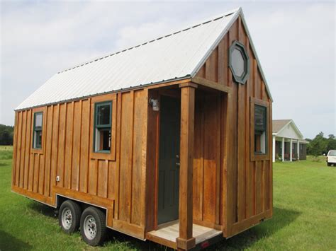 cottage on wheels the moccasin tiny house on wheels by cozi cottages