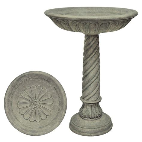upc 794990116130 mpg garden bird baths special aged