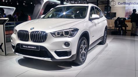 bmw car models and prices in india 2016 bmw x1 india launch price specification images