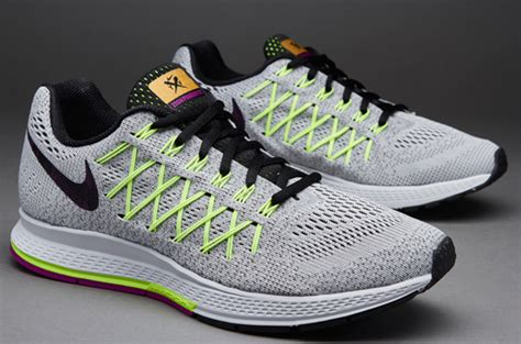Sepatu Basket Air 32 Xxxii Black Black Hitam sepatu sneakers nike pegasus 32 purple black