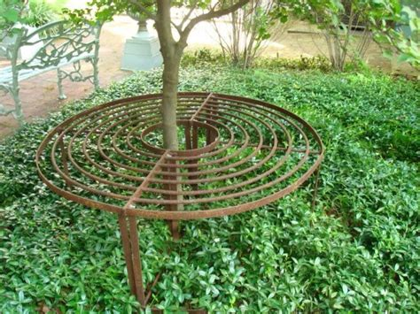 wrap around tree bench wrap around tree bench 4rustic garden pinterest