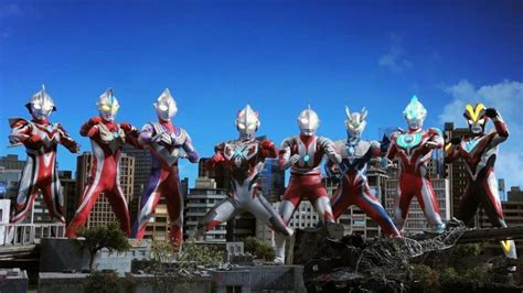 film ultraman semua ultraman x the movie our ultraman images teaser trailer