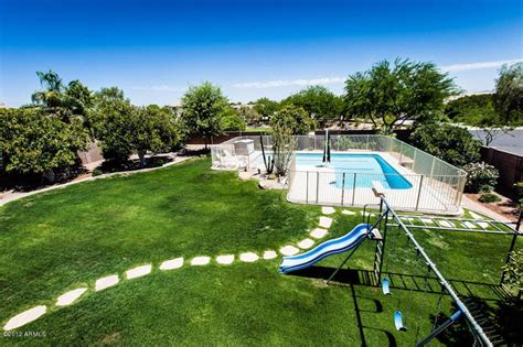 huge backyard pools gorgeous mesa homes for sale 6 bedroom with citrus trees