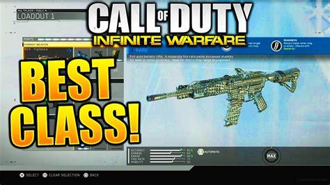 best classes infinite warfare best class setup top 5 best class setups