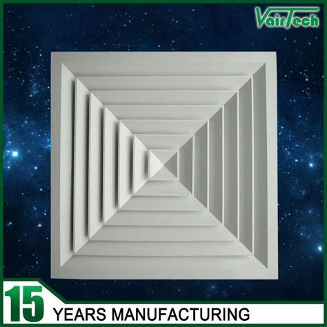 high quality air directional ders ceiling air diffuser