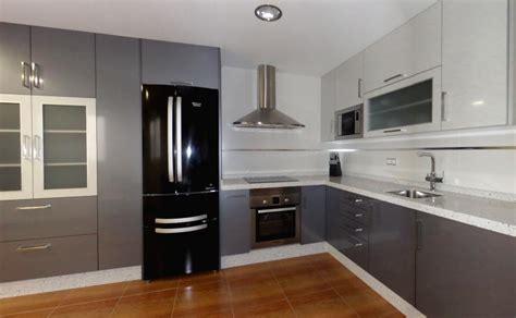 cocinas en blanco y gris muebles cocina blanco y gris 20170807162156 vangion com