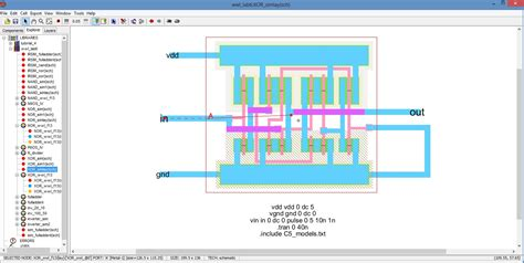 xor layout diagram 8 bit ripple carry adder truth table circuit diagram maker