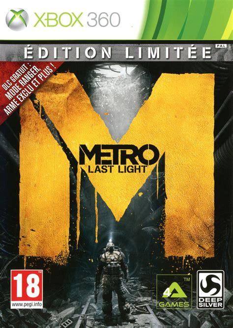 metro last light console metro last light sur xbox 360 jeuxvideo
