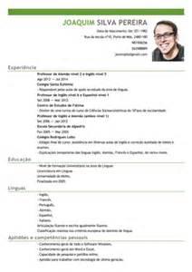 Curriculum Vitae Professor by Modelo De Curriculum Professor Exemplo De Cv Professor
