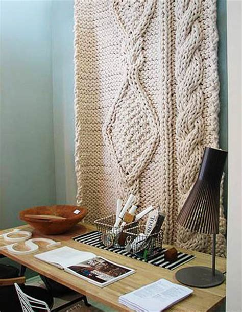 Home Decor Crochet by Knitting And Crochet For Home Decor Handicrafts Trend In