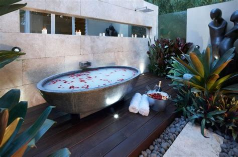 outdoor jacuzzi hot tubs ideas home interior exterior 20 landscaping outdoor spa design ideas you must see