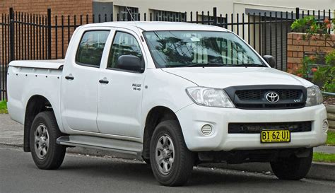 Is A Toyota Hilux A Commercial Vehicle Toyota Hilux