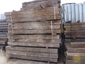 railway sleepers ashwell timber