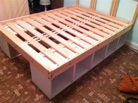 diy platform bed with storage 1000 ideas about storage beds on pinterest diy storage