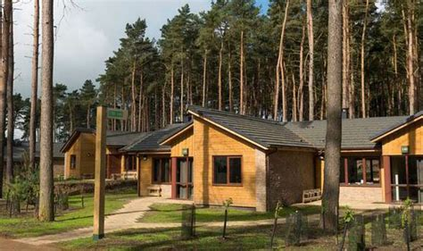 Centre Parcs Log Cabins by Review Of Luxury Lodges At Center Parcs Woburn Activity