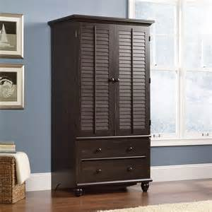 Sauder Entertainment Armoire Harbor View Armoire 401322 Sauder