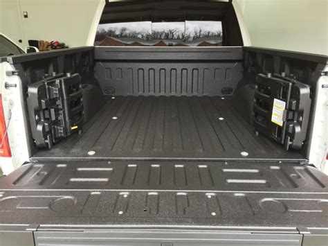 ford f150 bed extender bed extender how much space does it go back when inverted