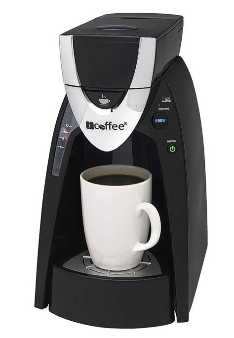 FREE ICoffee Express Single Serve Coffee Maker