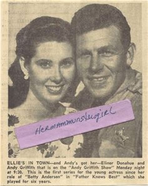 In The Kitchen With Elinor Donahue by 1000 Images About Mayberry Memories On The
