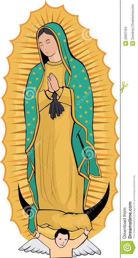 imagen de la virgen de guadalupe interpretacion virgen de guadalupe imagenes de archivo imagen 23697194