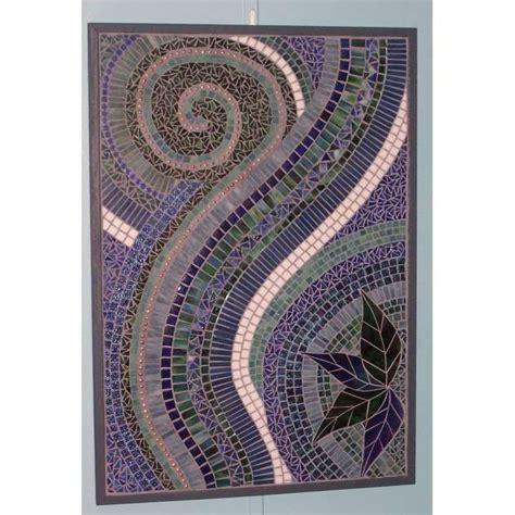 mosaic pattern wall interior designs modern glass mosaic wall decor ideas