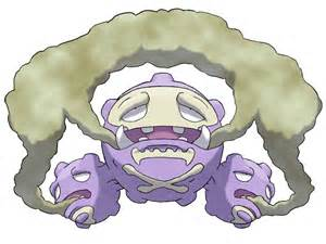 mega weezing by opal on deviantart