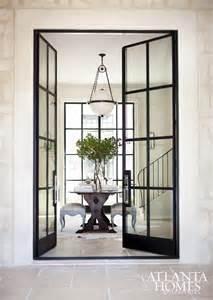 Doors With Glass Window Design Crush Black Windows Glass Doors Centsational