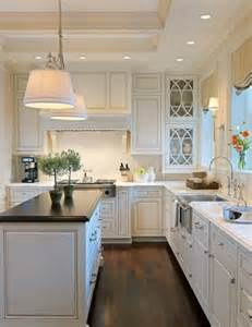 Beautiful White Kitchen Cabinets 20 Beautiful White Kitchens