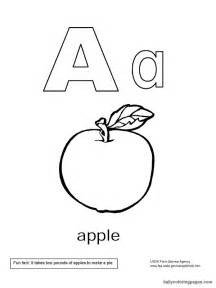 free coloring pages of alphabet