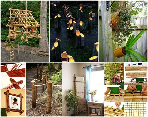 21 diy bamboo projects to beautify your home