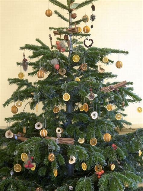 nature themed christmas tree more tree decoration ideas