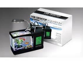 bureau aquarium usb bureau aquarium met pennenhouder gogo gadgets