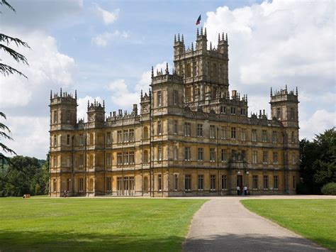 downton highclere castle is taking reservations