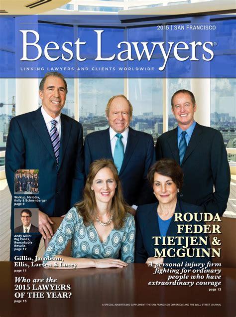 7 Best Lawyers In Las Vegas by Best Lawyers In San Francisco 2015 By Best Lawyers Issuu