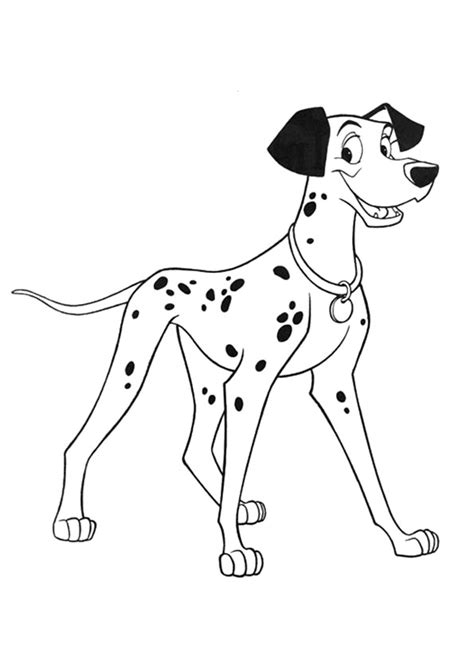 101 dalmatians coloring pages free printable 101 dalmatians coloring pages for