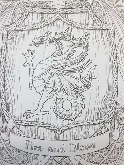 official a of thrones coloring book going waiting for of thrones ease your