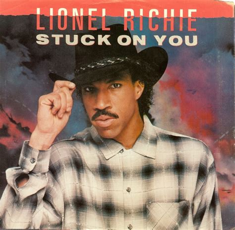 Richie Might Be With Something by 6 Hilarious Lionel Richie Album Covers 96 9
