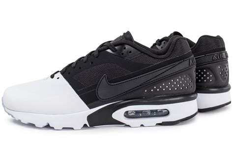 Chausures Air Nike Air Max Bw Ultra Se Et Blanche Chaussures Homme Chausport