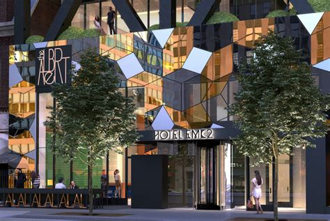 theme hotel chicago il science and art themed hotel coming to chicago