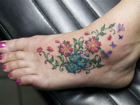 Sensible Small Flower Tattoos Flower Garden Tattoos