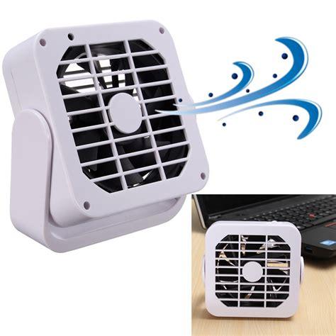 pc bureau silencieux 360 176 rotation magn 233 tique mini usb fan ventilateur