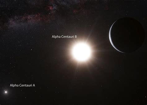 How Many Light Years Away Is Alpha Centauri by Earthsky 22 A Planet For Alpha Centauri Space Earthsky